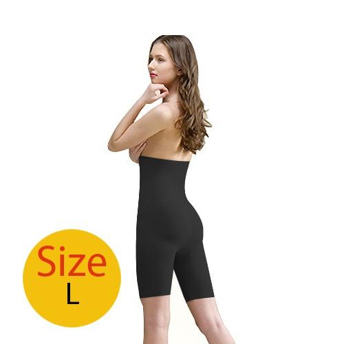 Pakaian Pelangsing Simis (L) - Black