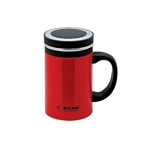 Shuma Mug Tumbler S/S Vacuum 500ML - Red