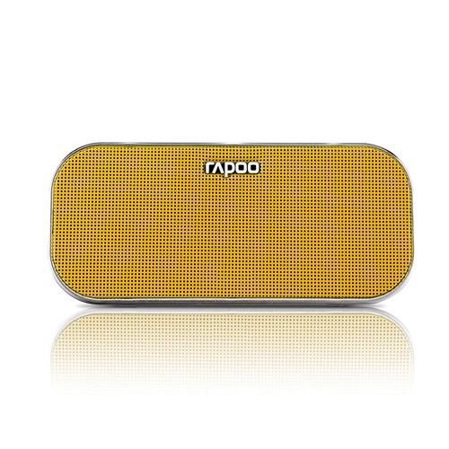 Rapoo Bluetooth Speaker Portable NFC  A500 - Yellow