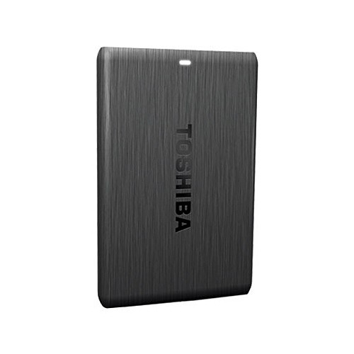 Toshiba Hard Disk Canvio Simple Portable  1TB - Dark Grey
