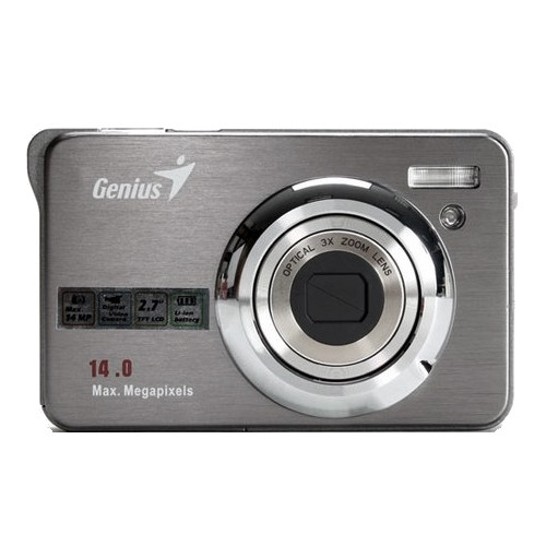 Genius Camera DSC G-Shot 508 - Grey