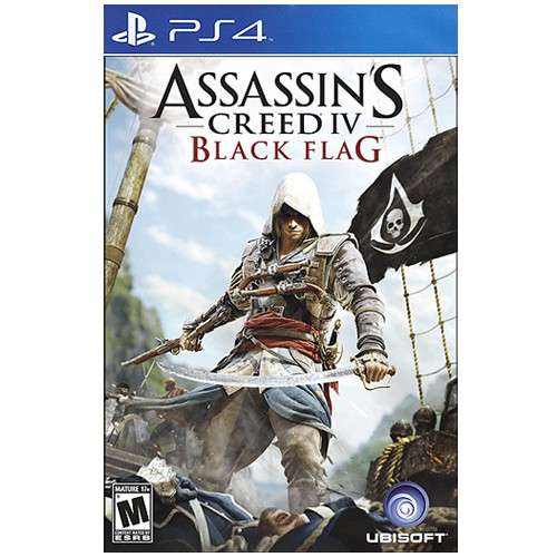 Sony Playstation 4 Game Assasin Creed IV : Black Flag