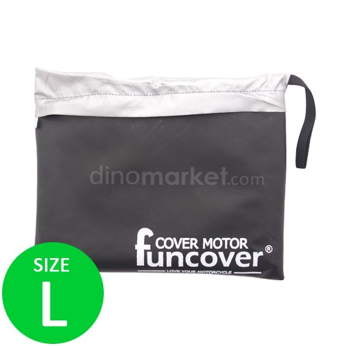 Cover Motor FunCover Silver L