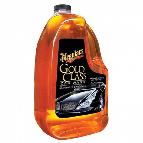 Meguiar's Gold Class Car Wash Shampoo & Conditioner - G7164