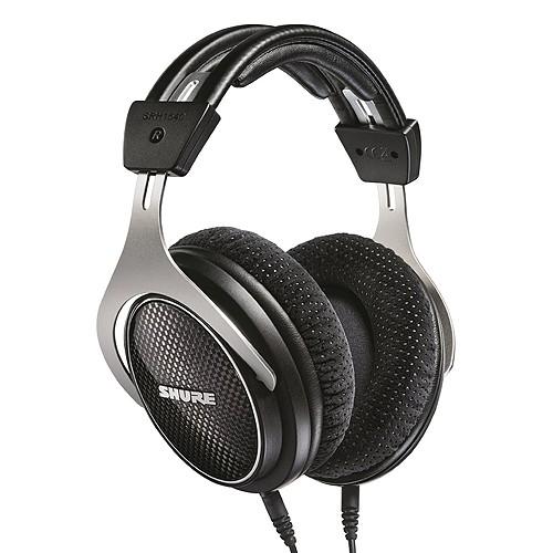 Shure Over-Ear Headphone SRH 1540 - Black