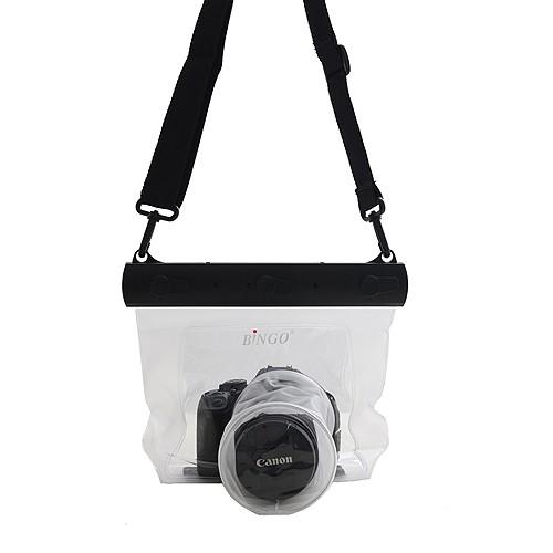 Bingo Sarung Kamera DSLR WP04-8 - White