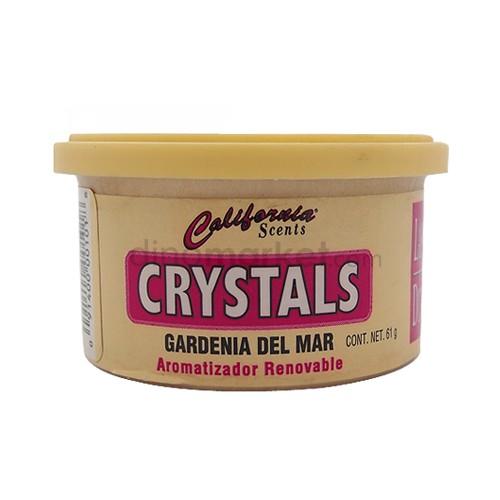 California Scents Crystals - Gardenia Del Mar