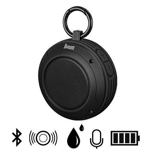 Divoom Speaker Voombox Travel - Black - Black