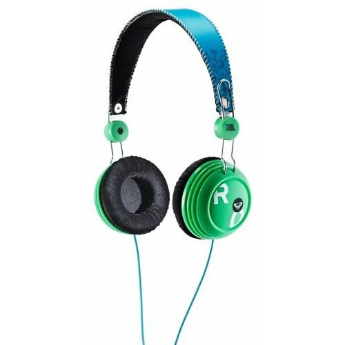 JBL Headphones Reference Roxy 430 Blue Green