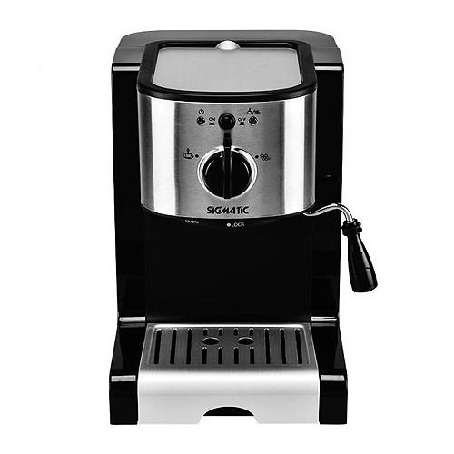 Sigmatic Mesin Kopi Espresso SCFM100SS - Silver