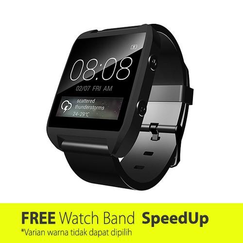 SpeedUp SmartWatch - Black SALE!