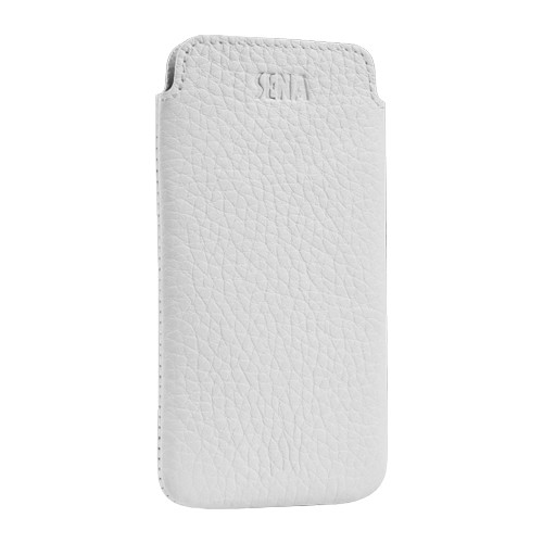 Sena Pouch Ultraslim for iPhone 5 - White