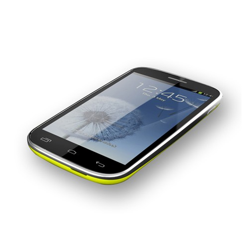 Pixcom Androfone 2 - Yellow