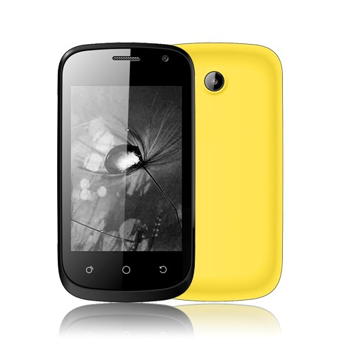 Pixcom Life Young - Yellow