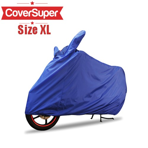 Cover Motor Cover Super XL Dark Blue