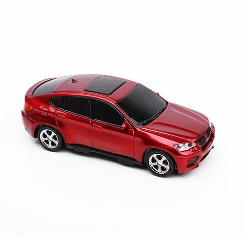 Power Bank 5.600 mAh Model Mobil - Red