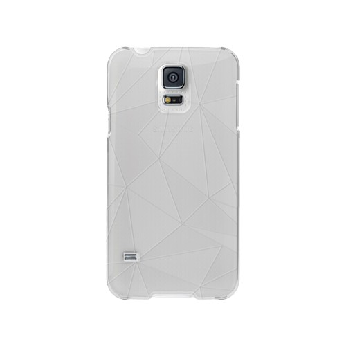 Aprolink Case Origami Crystalized for Samsung Galaxy S5 - Transparent