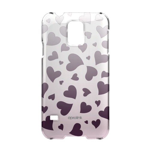 Aprolink Case Wild Animal Printed for Samsung Galaxy S5 - Cow