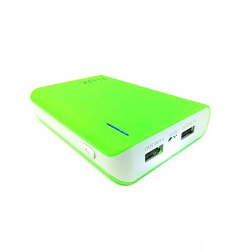 Flux Power Bank Ultima Series 12.000 mAh - Green