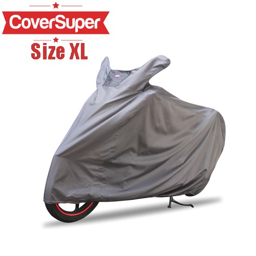 Cover Motor Cover Super XL Grey