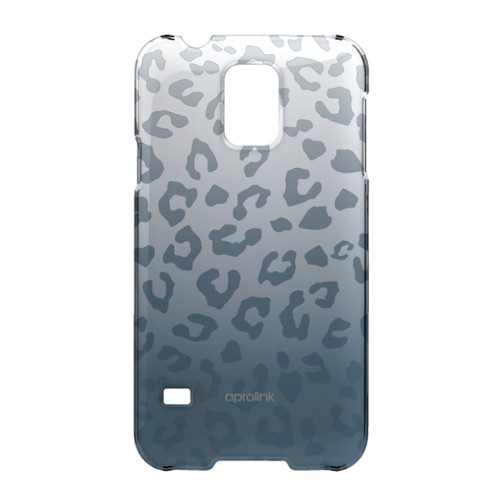 Aprolink Case Wild Animal Printed for Samsung Galaxy S5 - Leopard