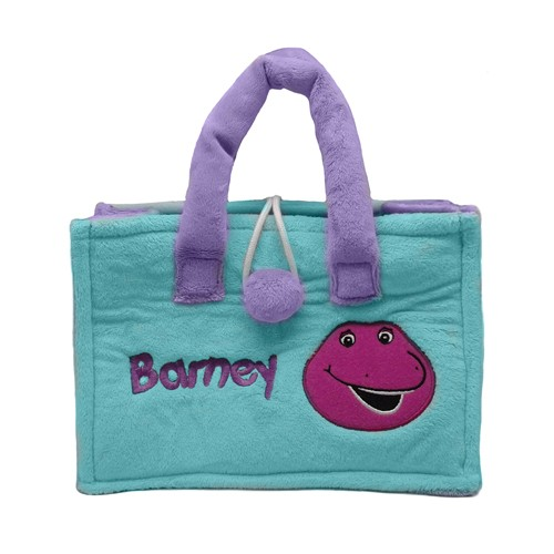 Barney Tas Makanan (22 x 15cm)