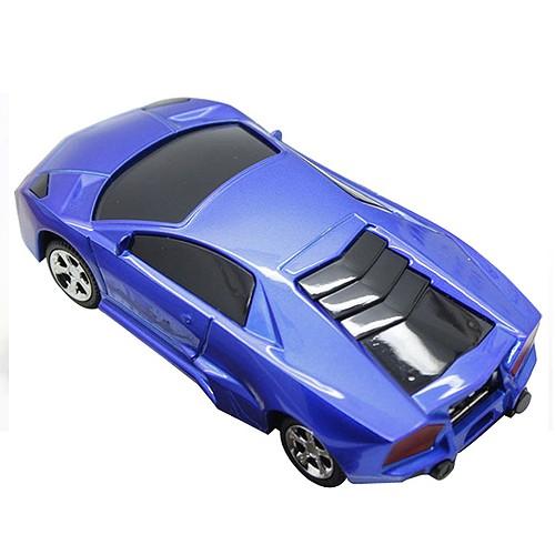 Power Bank 5.600 mAh Model Mobil Sport  - Blue