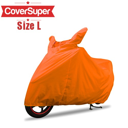 Cover Motor Cover Super L - Light Orange