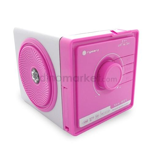 Speaker Music Home Desktop MK1 - Pink