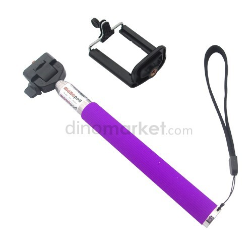 Tongkat Narsis U Holder Unique V2 - Purple