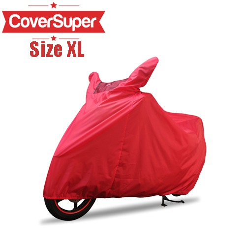 Cover Motor Cover Super XL Red