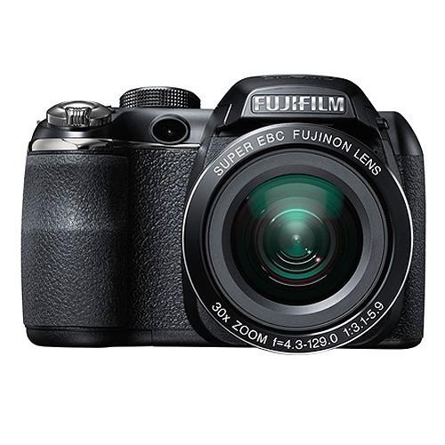 Kamera Digital Fujifilm Finepix S4500 - Black