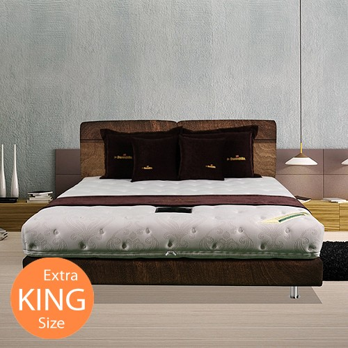 Dunlopillo Sovereign 20 Mattress - 200 x 200 (Extra King Size)