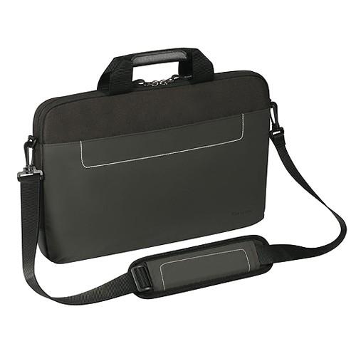 Targus Tas Selempang 15.6 inch Slate Slipcase TSS657AP50 - Beluga Black