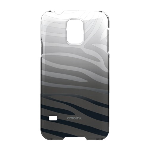 Aprolink Case Wild Animal Printed for Samsung Galaxy S5 - Zebra