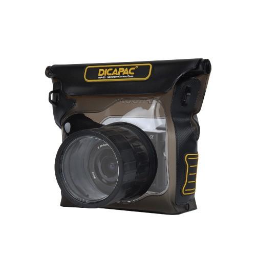 Dicapac Sarung Kamera Mirorless Anti Air  WP-S3 - Black