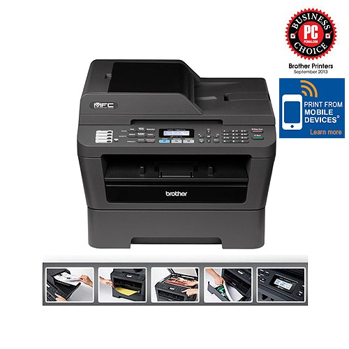 Printer Brother MFC7860DW