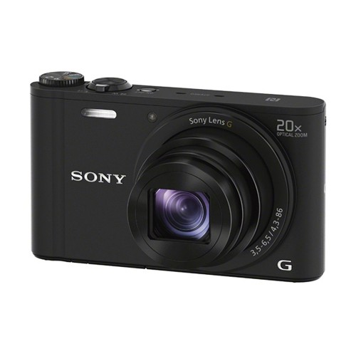 Sony Cyber-shot Camera DSC-WX350 - Black
