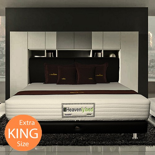 Dunlopillo Heavenly Bed Mattress - 200 x 200 (Extra King Size)