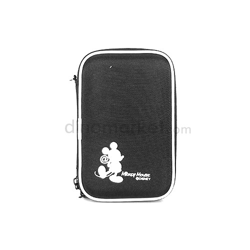 Pocket Hard Drive Disney Mickey Mouse - Black