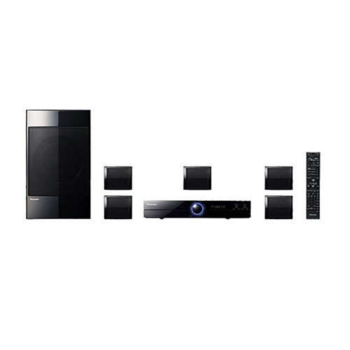 Pioneer DVD Home Theatre System HTZ-111DVD - Black