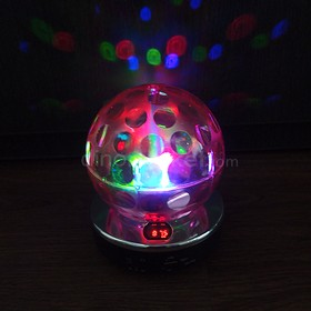 Speaker Lampu Disco Mp3 Pla