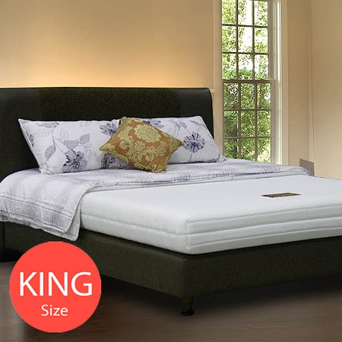 The Luxe Benvolio Zipper Mattress - 180 x 200 (King Size)