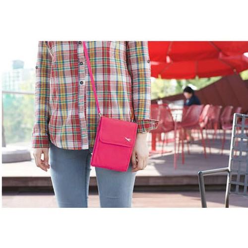 Tas Selempang Travelus Mini V2 - Pink