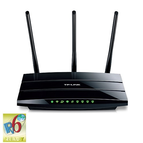 TP-Link Wireless Router 300Mbps Wireless N Gigabit ADSL2  Modem Router TD-W8970