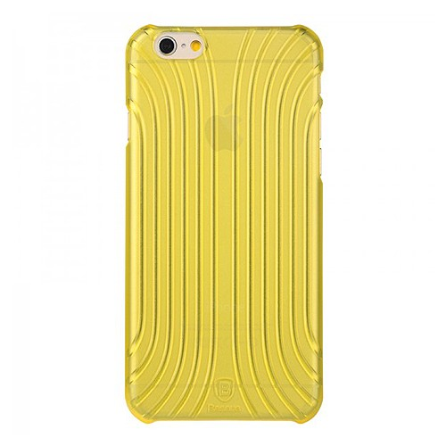 Baseus Shell Case for iPhone 6 4.7 Inch - Yellow