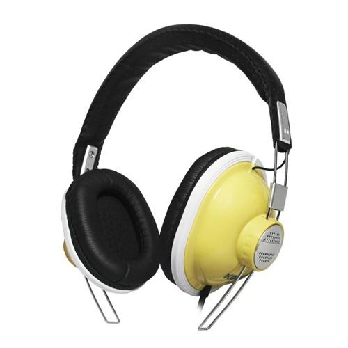 KOMC Headphone with Mic  A5 - Yellow