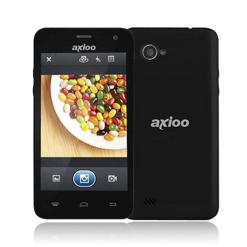 Axioo Picophone 4 GDF Black