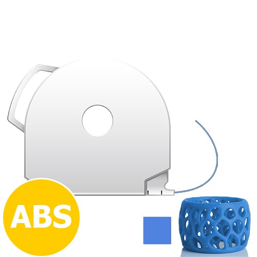 CubePro Cartridge ABS - Blue