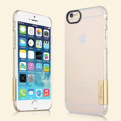Baseus Case Sky for iPhone 6 (4.7 inch) - Gold